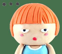 Cha-Om & Chompoo sticker #1335514