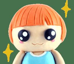 Cha-Om & Chompoo sticker #1335515