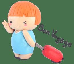 Cha-Om & Chompoo sticker #1335517