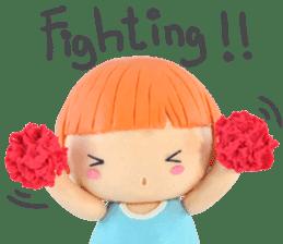 Cha-Om & Chompoo sticker #1335530