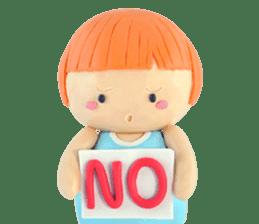 Cha-Om & Chompoo sticker #1335533