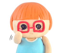 Cha-Om & Chompoo sticker #1335534
