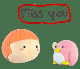 Cha-Om & Chompoo sticker #1335535