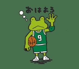 frog baller sticker #1335666