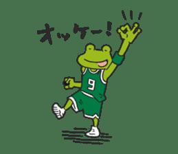 frog baller sticker #1335667