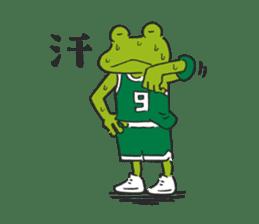 frog baller sticker #1335675