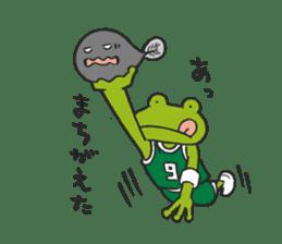 frog baller sticker #1335677