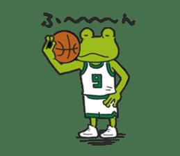 frog baller sticker #1335679