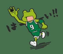 frog baller sticker #1335682