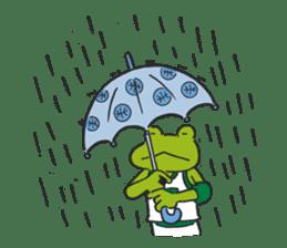 frog baller sticker #1335688