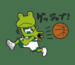 frog baller sticker #1335689