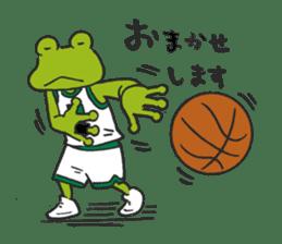 frog baller sticker #1335691