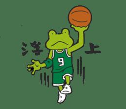 frog baller sticker #1335692