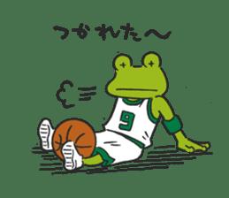 frog baller sticker #1335703