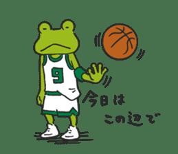 frog baller sticker #1335704