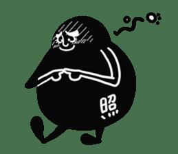 Mr.Kurochan sticker #1337913