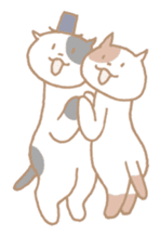 Taco's cat sticker #1340199