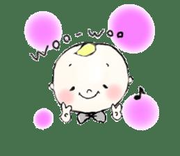 Cute boy~SAM~ sticker #1341973