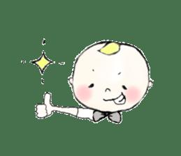 Cute boy~SAM~ sticker #1341976