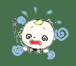 Cute boy~SAM~ sticker #1341977