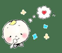 Cute boy~SAM~ sticker #1341978