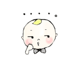 Cute boy~SAM~ sticker #1341983