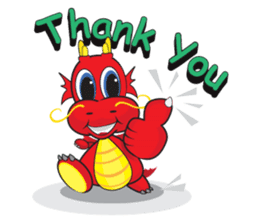 Gon Man - Funny Dragon Special Stickers sticker #1342394
