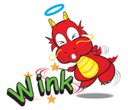 Gon Man - Funny Dragon Special Stickers sticker #1342406