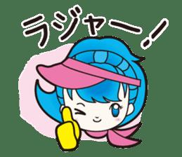 CanGya Ru-uRu-u sticker #1343547