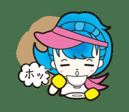 CanGya Ru-uRu-u sticker #1343558