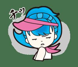 CanGya Ru-uRu-u sticker #1343559