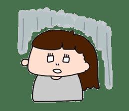 pattsun-girl sticker #1344235