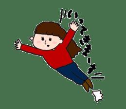 pattsun-girl sticker #1344259