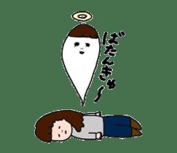 pattsun-girl sticker #1344261