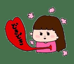 pattsun-girl sticker #1344262