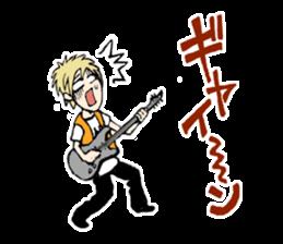 V-ROCK addiction sticker #1346174