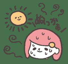 The girl of Kagoshima sticker #1346542
