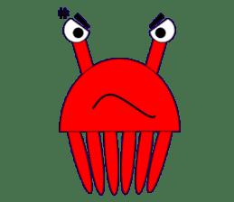 Kenvader 1 (Japanese space pet) sticker #1346965