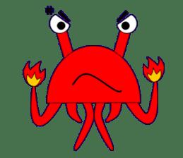Kenvader 1 (Japanese space pet) sticker #1346966