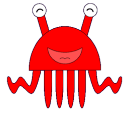 Kenvader 1 (Japanese space pet) sticker #1346982