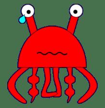 Kenvader 1 (Japanese space pet) sticker #1346983