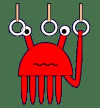 Kenvader 1 (Japanese space pet) sticker #1346998