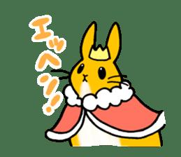 bunny! sticker #1347359