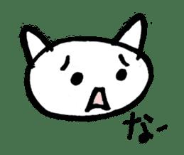 An animal looks like a cat sticker #1347733