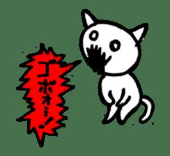 An animal looks like a cat sticker #1347752