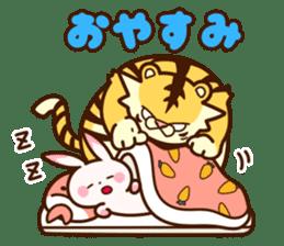 Rabi and Tora sticker #1351830