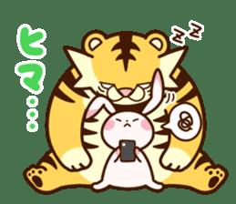 Rabi and Tora sticker #1351835