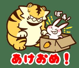 Rabi and Tora sticker #1351837
