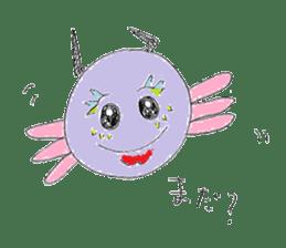 The sparkling eyes sticker #1352116