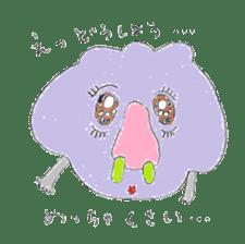 The sparkling eyes sticker #1352119
